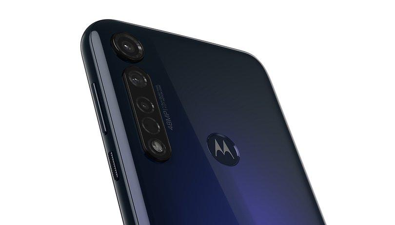 One Macro, Moto E6 Play et Moto G8 Plus : la nouvelle gamme Motorola dévoilée