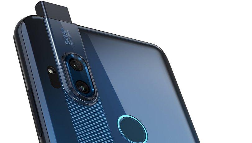 Motorola One Hyper: Akku-Smartphone mal anders
