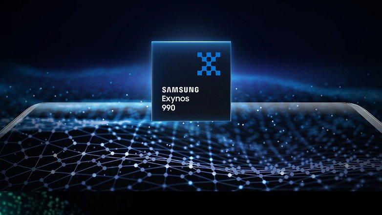 Samsung Exynos 990 processor