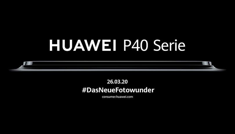 Huawei P40 Pro : Comment suivre l'événement de lancement