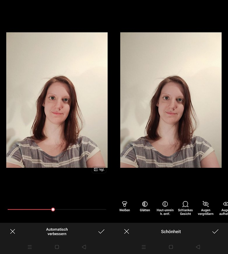 realme 6 pro camera funktions two