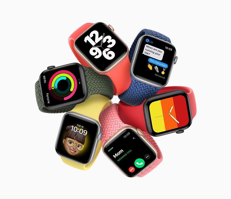Apple công bố đồng hồ se 09152020