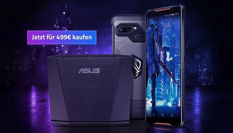 Mega-Deal: ROG Phone + ROG Case + WiGig im Angebot