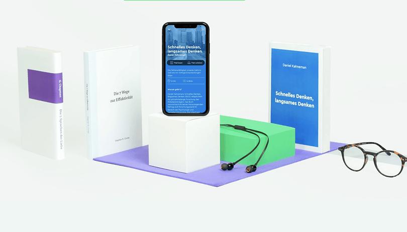 Notre test de l'App Blinkist : Lisez un livre en 15 minutes