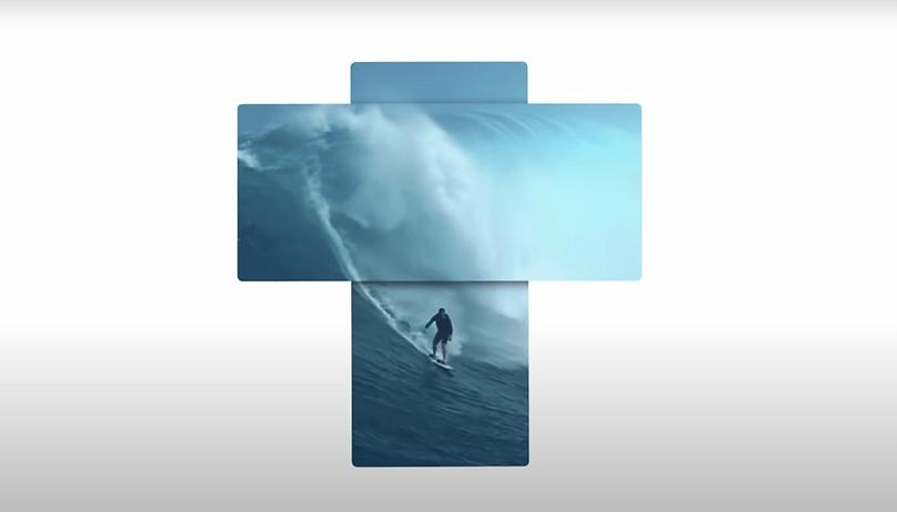 LG Wing: vídeo mostra o mecanismo da tela giratória em ação