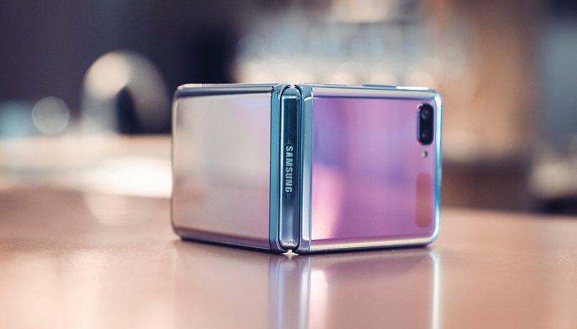 Le Galaxy Z Flip propose-t-il un véritable écran de verre ?