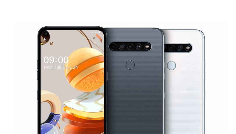 LG launches 2020 K series lineup with quad cameras all round