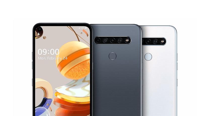 Mit Vierfach-Kamera: LG stellt neue Mittelklasse-Handys vor