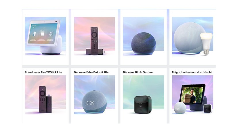"""""""Alexa, you got so round."""" Amazon introduces new Echo range"""