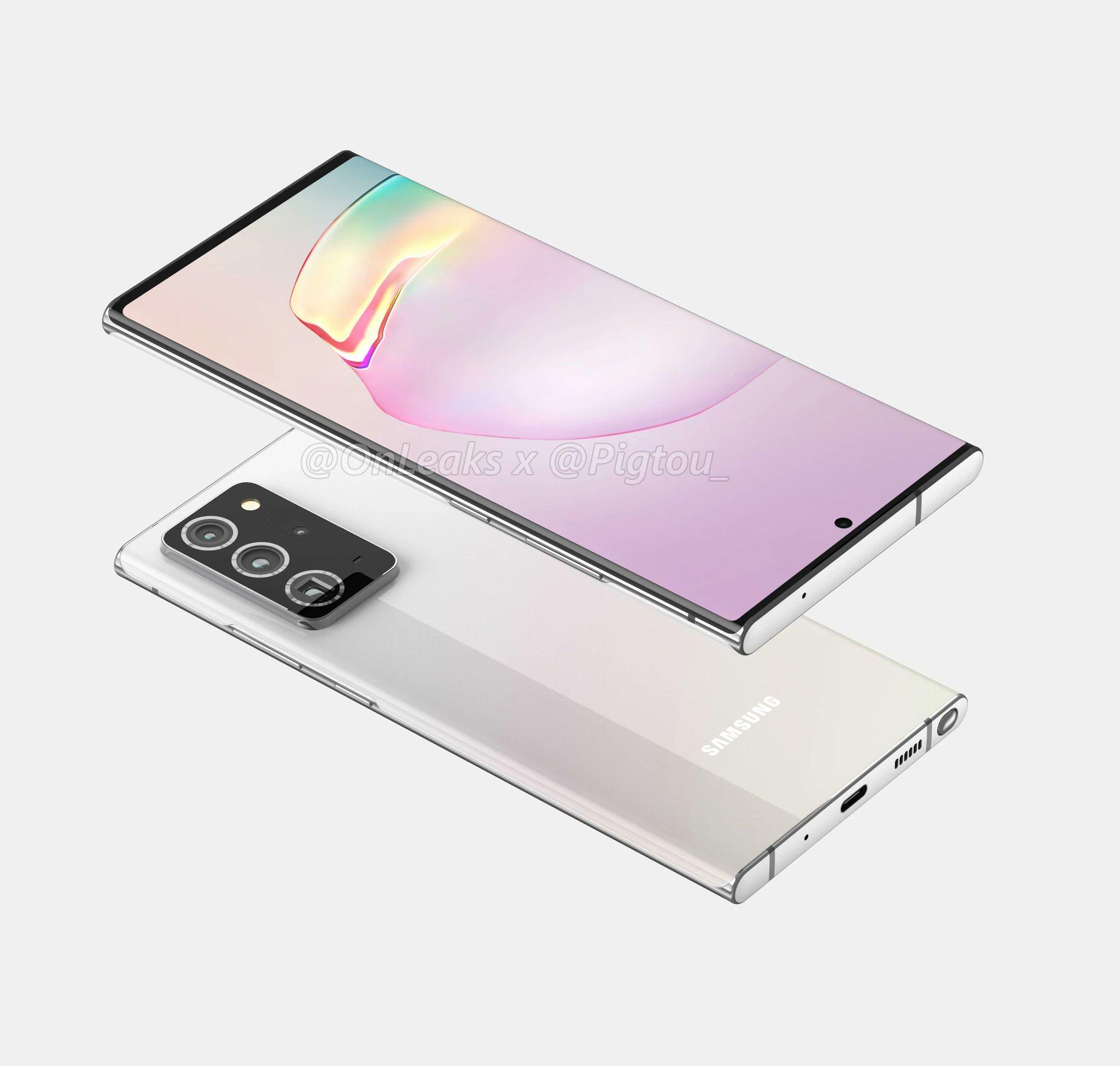 """Galaxy Note 20 mit Monster-Chipsatz: Das Ende von """"Snapdragon vs. Exynos""""?"""