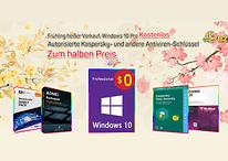 Rabattaktion: Software-Paket kaufen und Windows 10 Pro kostenlos dazu erhalten