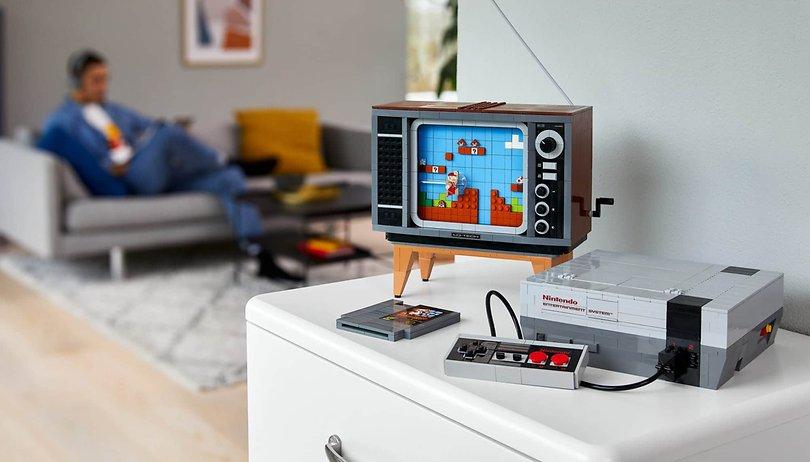 Lego Nintendo Entertainment System: Dieses NES baut Ihr selbst zusammen!