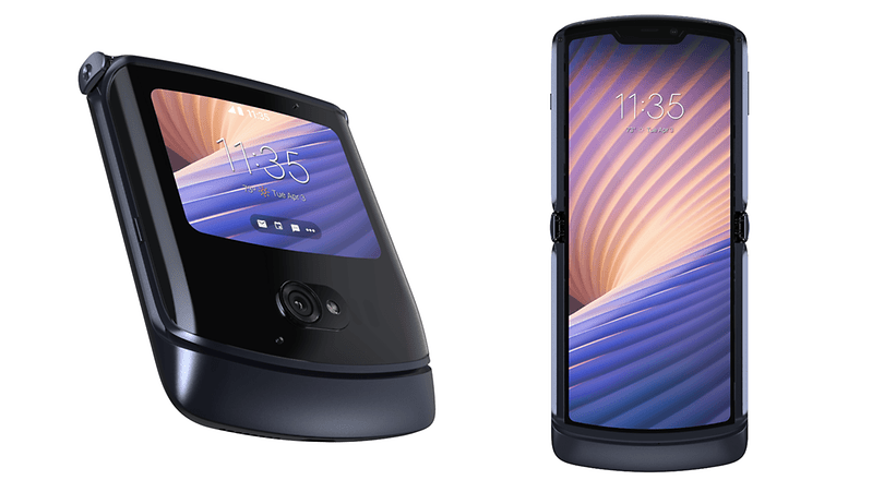 """The Motorola Razr 5G is official: """"the fashion icon"""" is revamped"""
