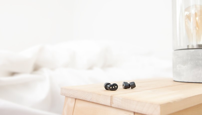 These QuietOn earbuds with ANC can help you sleep