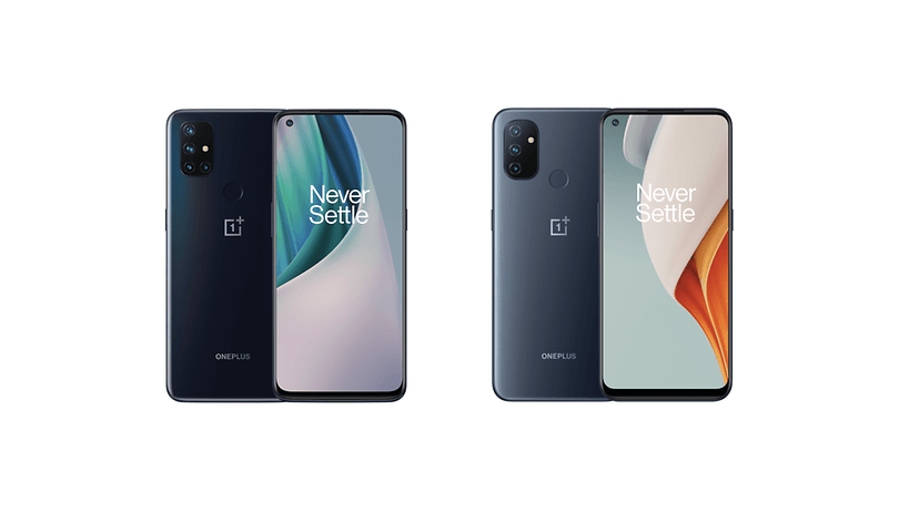 OnePlus introduces two new low-cost Nord smartphones