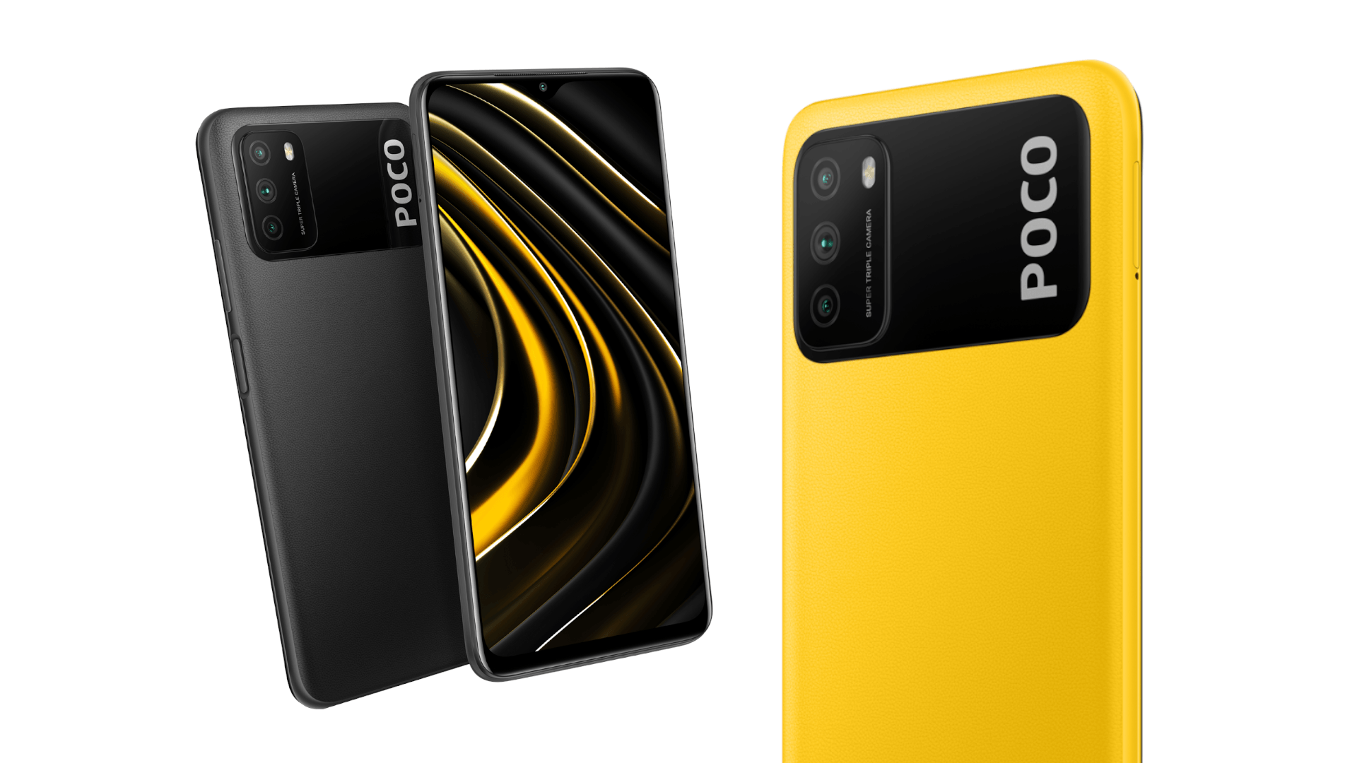 Top des meilleurs smartphones pour moins de 200 euros en 2021 - Xiaomi Poco M3 www.heavybull.com
