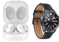 Samsung Galaxy Buds Live et Galaxy Watch 3: Les prix et disponibilités