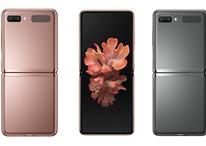 Mit Snapdragon 865 Plus: Samsung stellt neues Galaxy Z Flip 5G vor