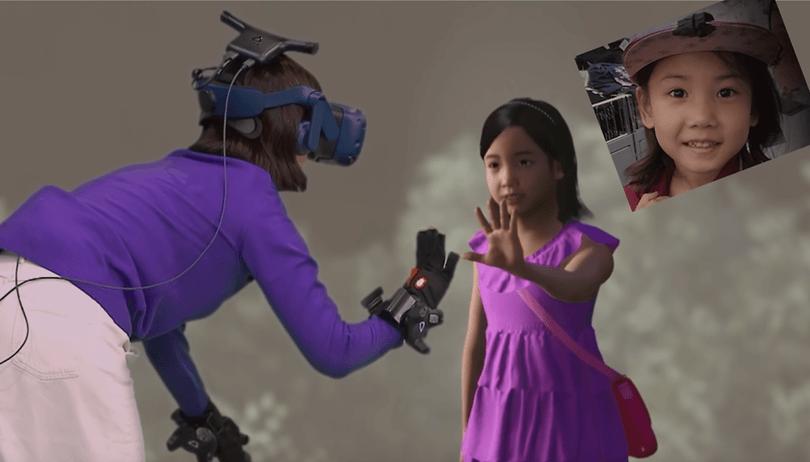 Trauerbewältigung mit VR-Brille: Wenn das tote Kind zurückkommt