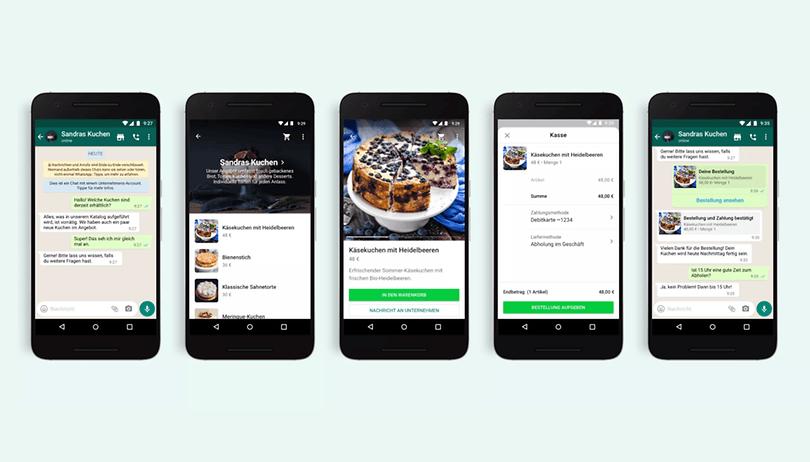 WhatsApp wird zum Marktplatz: Bald könnt Ihr über Chats einkaufen