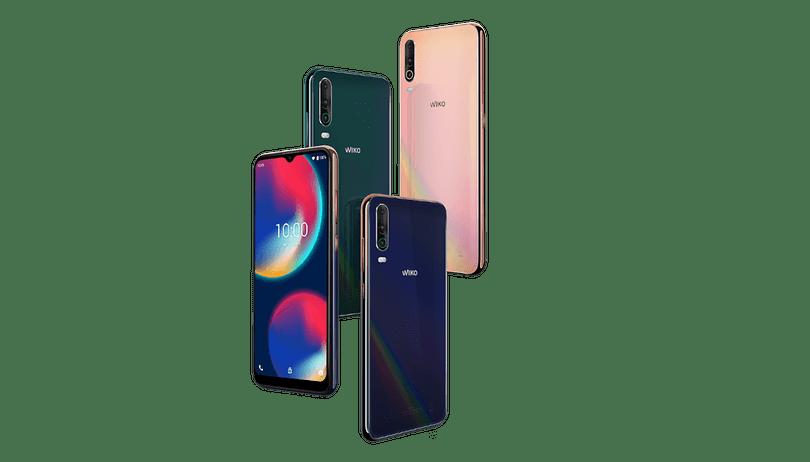 6 smartphones Wiko qui méritent un coup d'oeil