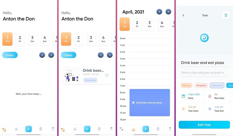 5 apps week 13 fanya