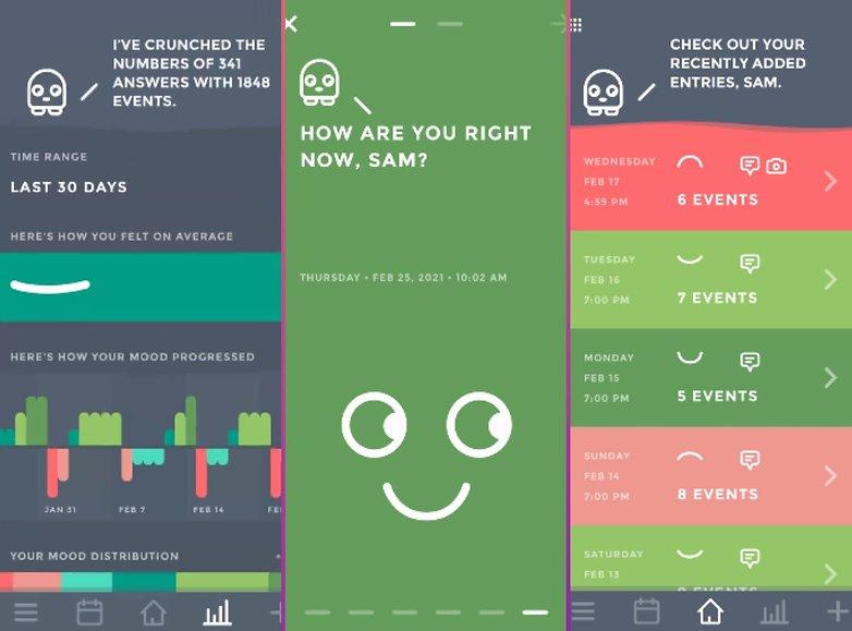 5 apps week 15 mood story