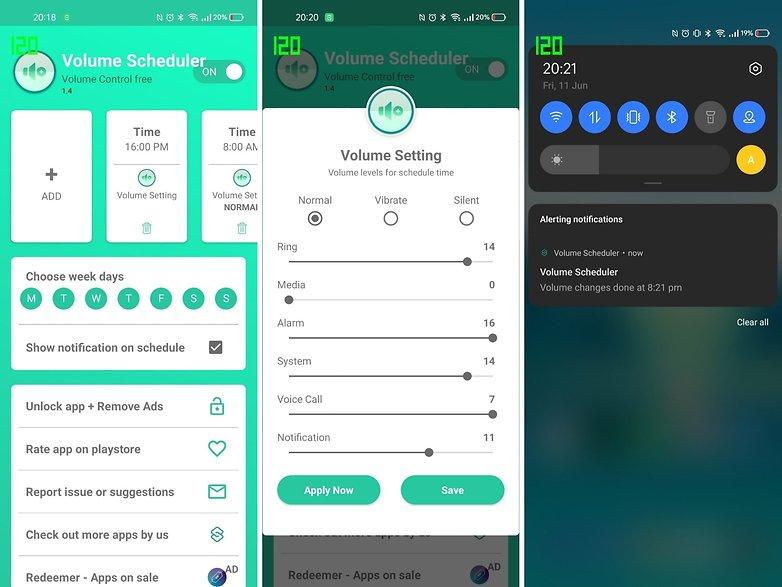 5 apps week 23 2021 volume scheduler