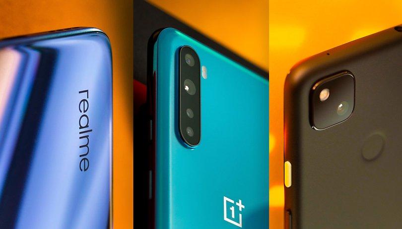Quels sont les meilleurs smartphones à moins de 400 euros en 2020?