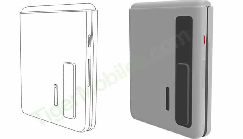 Leaked Huawei patent reveals Samsung Galaxy Z Flip competitor