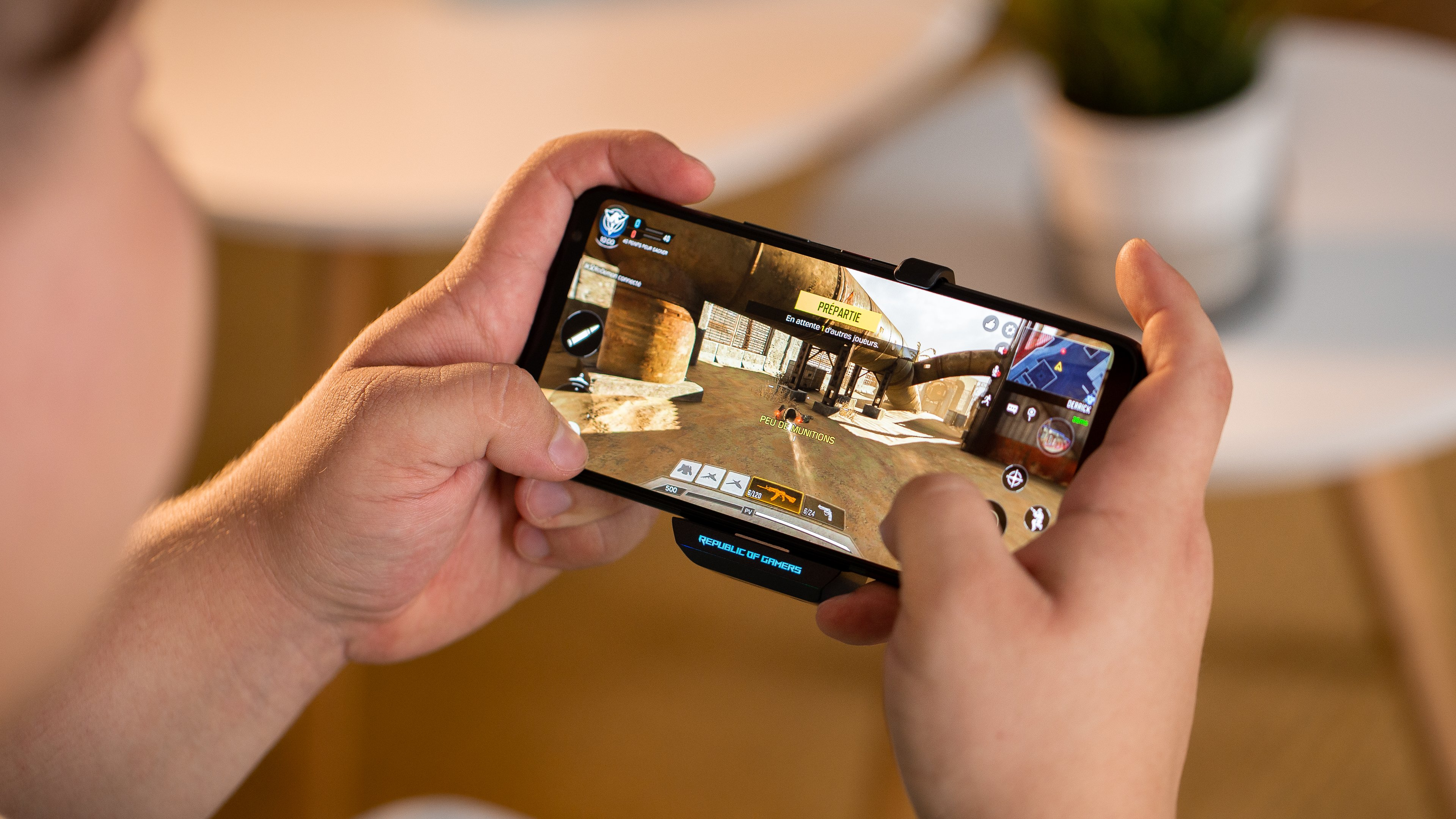 Gaming smartphones: do you need a 144 Hz screen, 16 GB of RAM and the  latest Snapdragon chipset?   NextPit