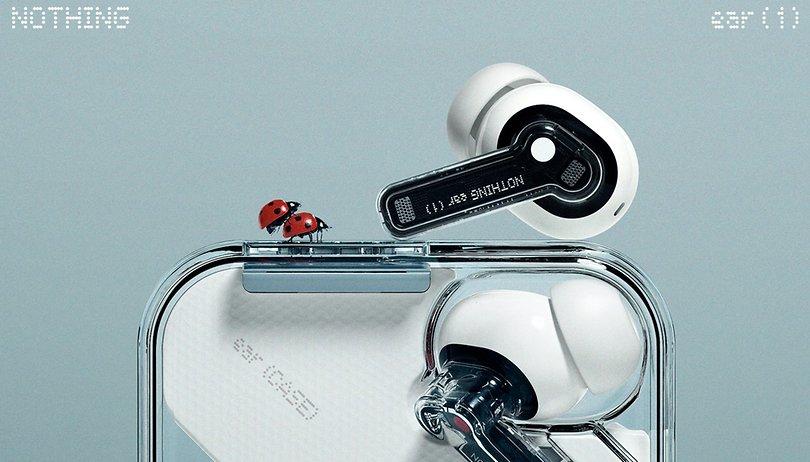 Nothing Ear (1): Les écouteurs true wireless invisibles sont officiels à 99€