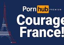 Après l'Italie, Pornhub Premium devient gratuit en France