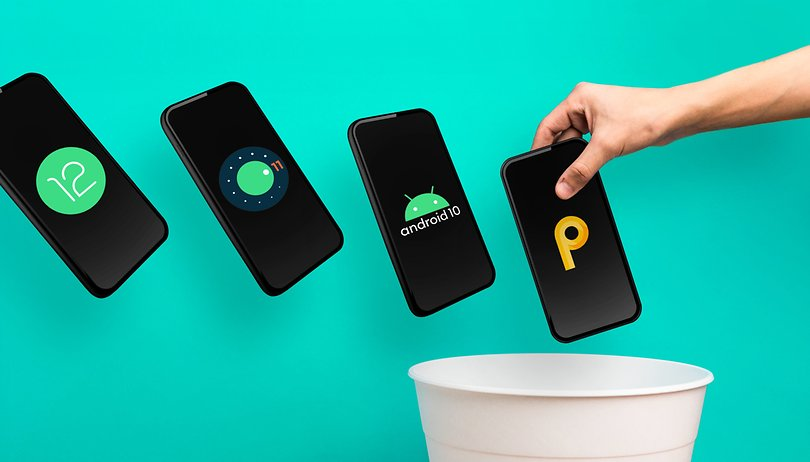So lange gibt's Android-Updates bei Samsung, Xiaomi & Co.!