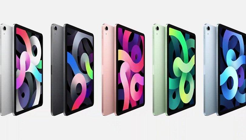 Mit neuem A14 Bionic: Apple stellt neue iPads vor