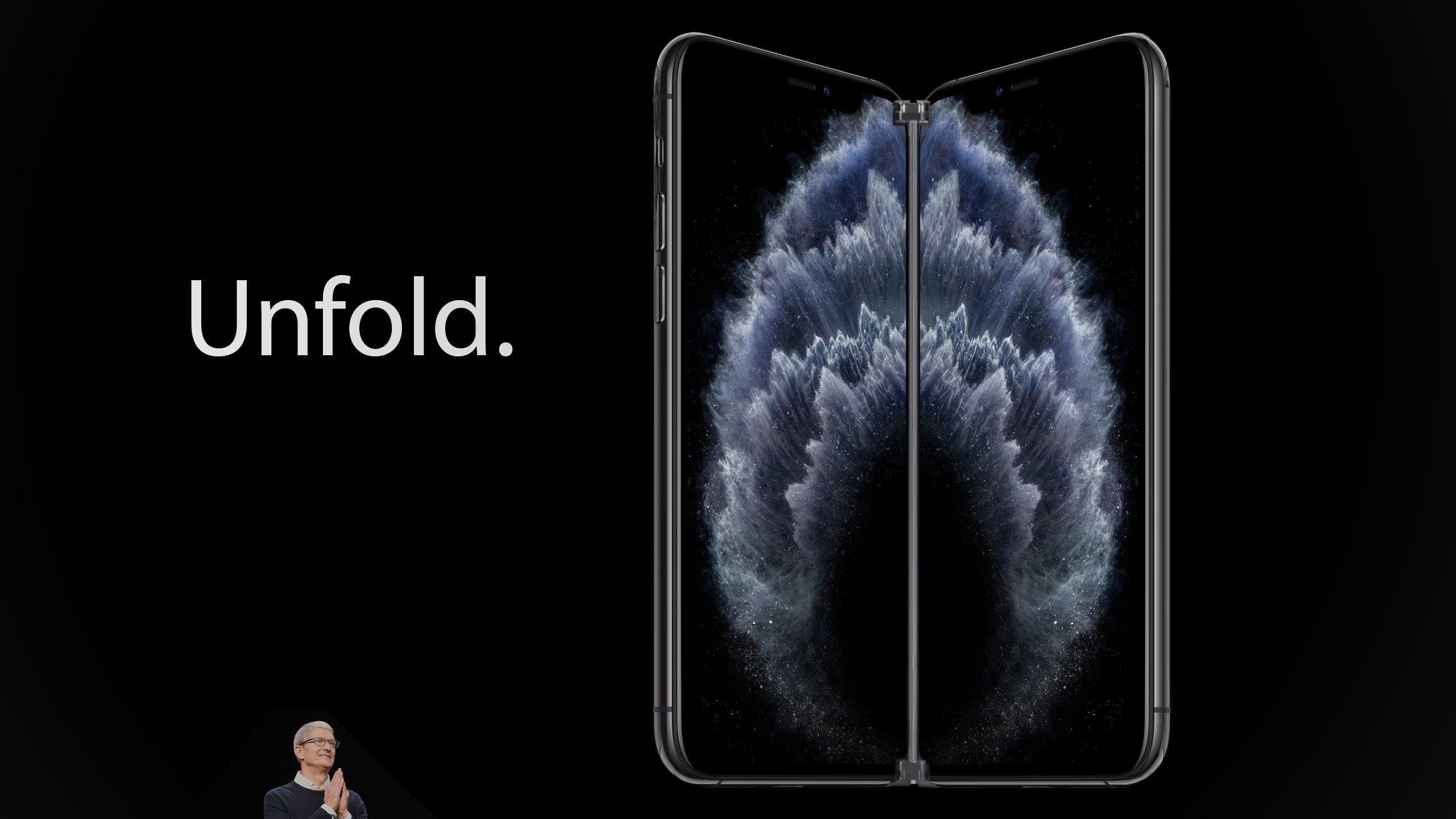 iFold: Warum mich Apples faltbares iPhone nur halb aus den Socken haut
