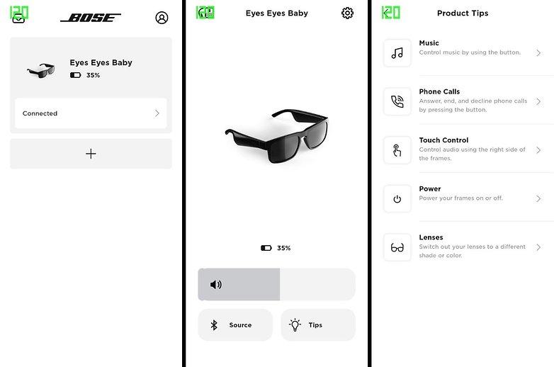 bose frames tenor review app