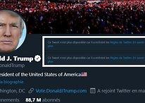 Gewalt auf dem Capitol Hill führt Twitter und Facebook ihre Hilflosigkeit vor Augen