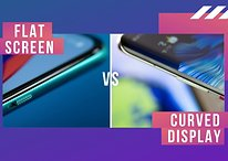 Poll of the week:  Curved screen vs flat screen on smartphones!
