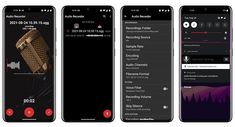 free app of the day rec recorder pro
