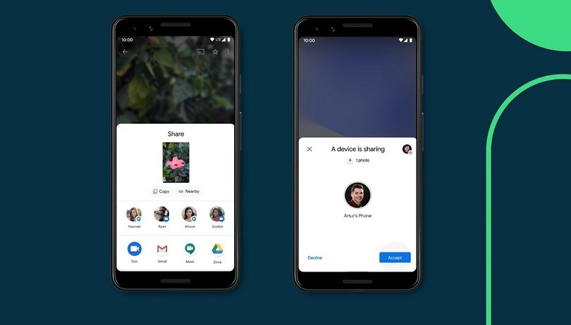 Google finally launches Nearby Share, its file sharing feature on Android
