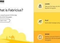 Google lance Fabricius, un traducteur de hiéroglyphes en ligne