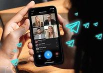 Telegram: Comment passer un appel vidéo de groupe?