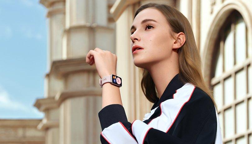 Huawei Fit Watch New: Une nouvelle smartwatch sportive à moins de 100 euros