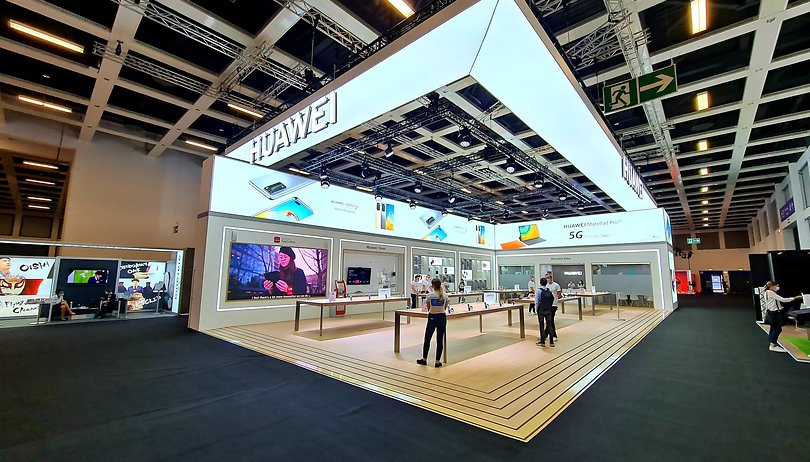 IFA 2020: Huawei shows it's not giving up on Europe