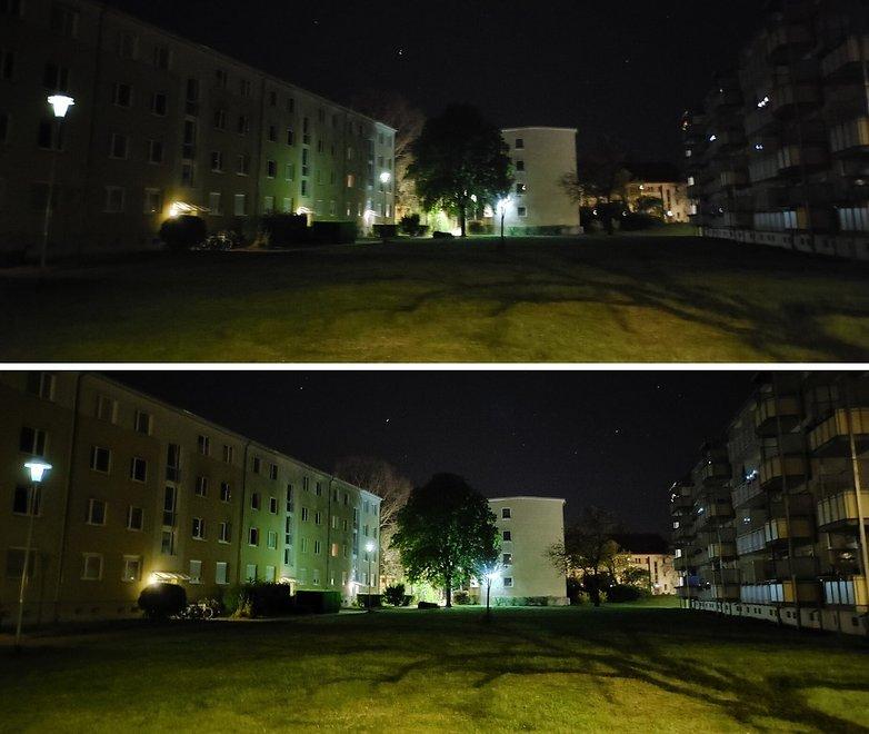 lg v60 wide night