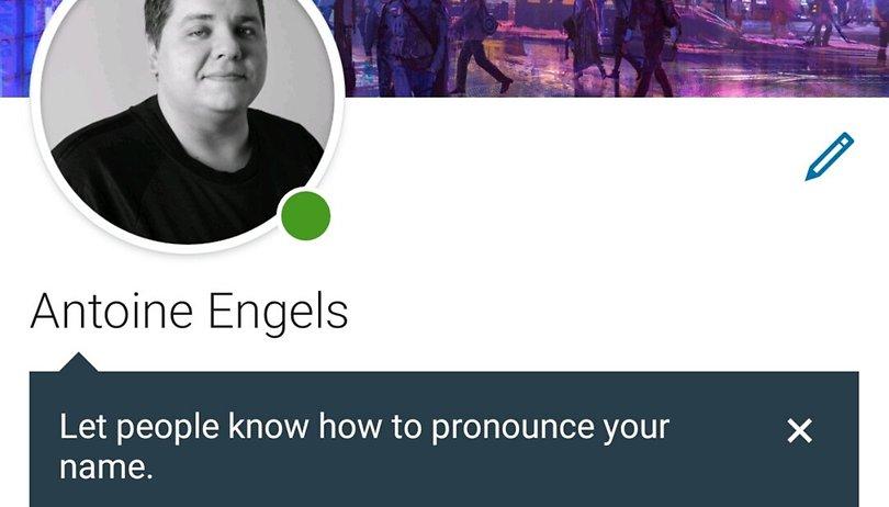 Linkedin ajoute une fonctionnalité pour apprendre aux gens à prononcer votre nom
