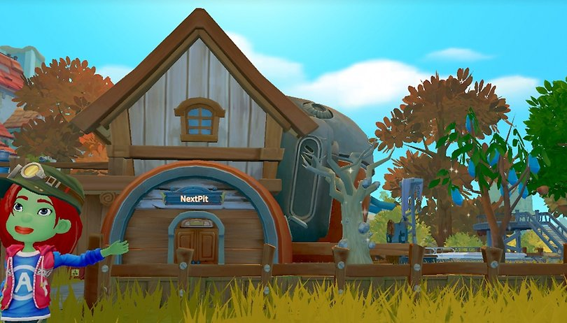 My Time at Portia review: Our August Android/iOS game of the month