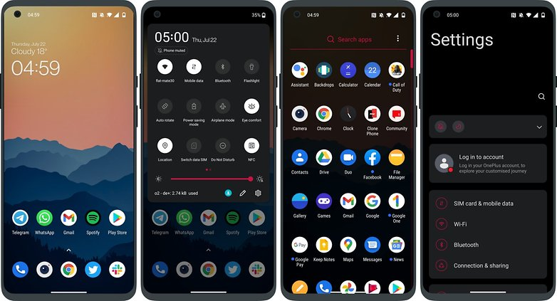 oneplus nord 2 review ui