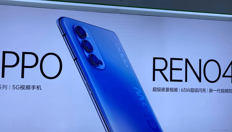The Oppo Reno 4 and Reno 4 Pro have leaked